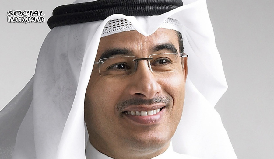 Mohamed Alabbar is founder and chairman of Emaar Properties, one of the largest real estate development companies in the world and known for developing the BurjKhalifa, the world's tallest building in Dubai