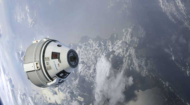 Boeing's Starliner spacecraft