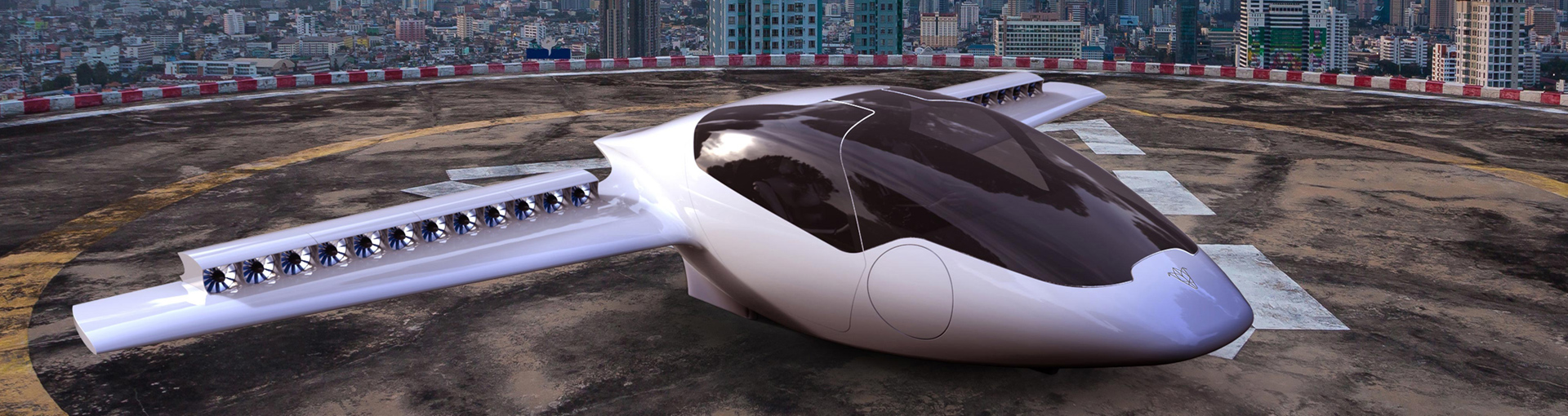 LILIUM: FIRST ELECTRIC VERTICAL TAKE-OFF AND LANDING JET