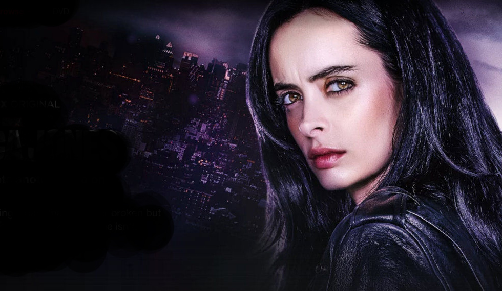 Jessica Jones season 2's the first Netflix series to be directed ...
