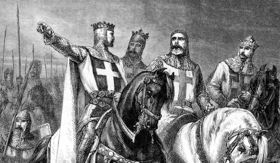 crusades and the church This article presents an overview of the crusades on november 27, 1095, pope urban ii gave an important speech at the end of a church council in cler.