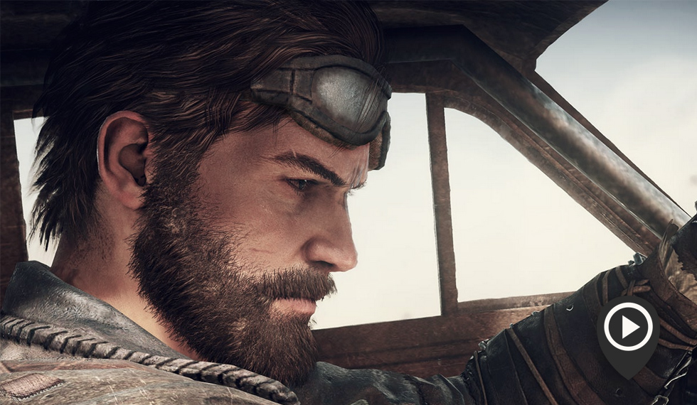 Mad max video game release date