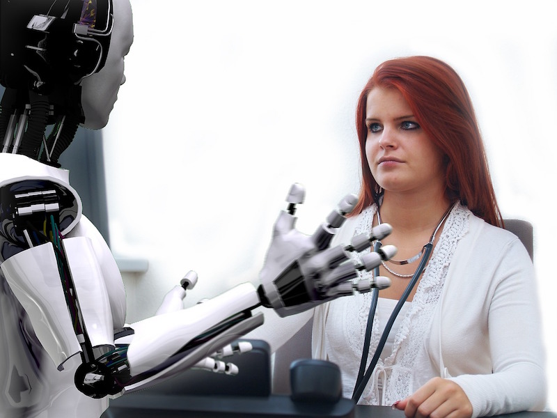 robot social security