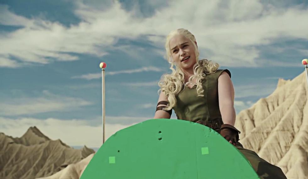 Game of Thrones season six blooper