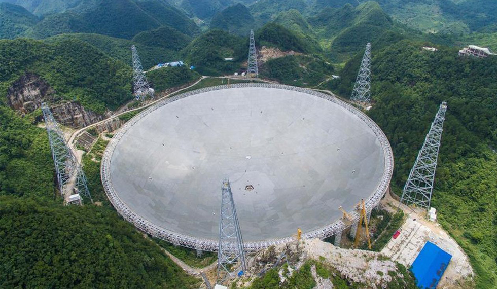 china telescope