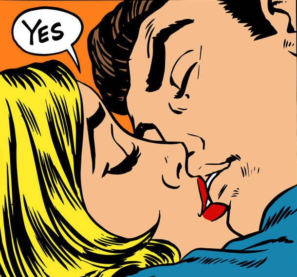5 no kiss advice Hookup dates