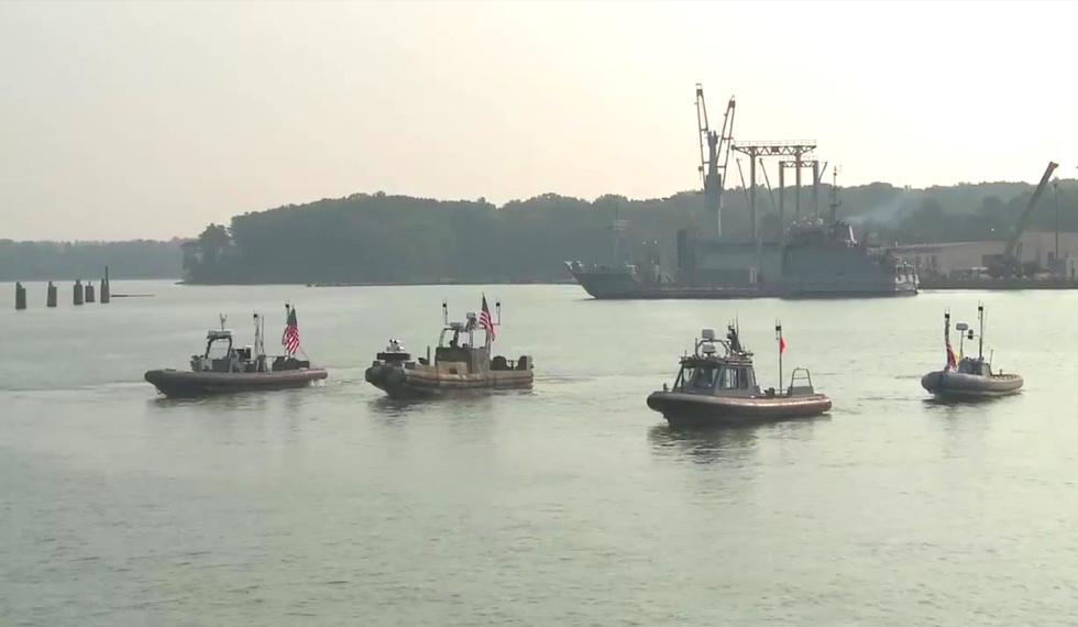 swarm boats