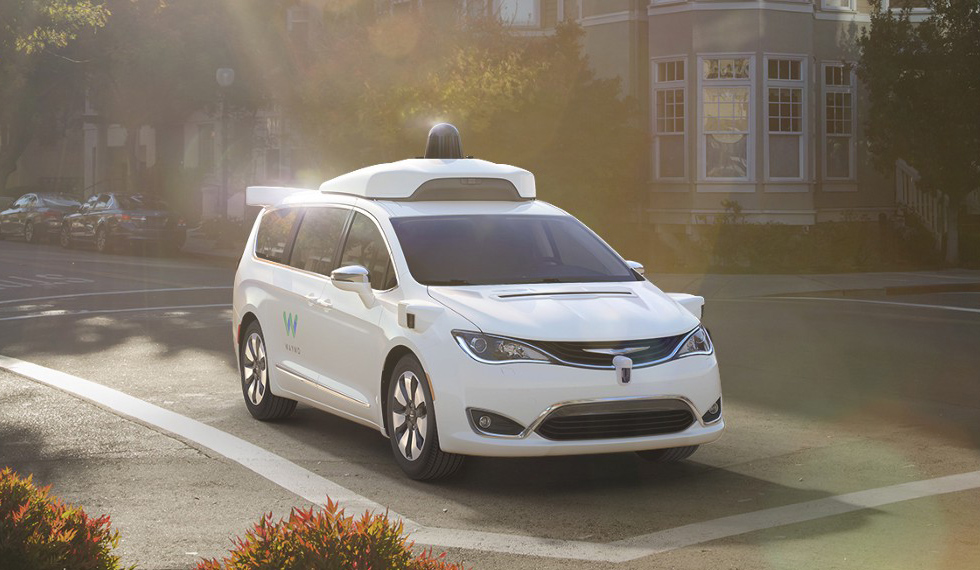 self driving minivans