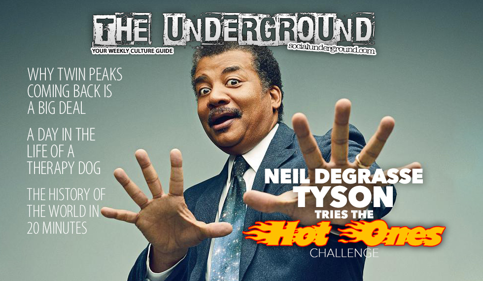 The Underground, Neil deGrasse Tyson