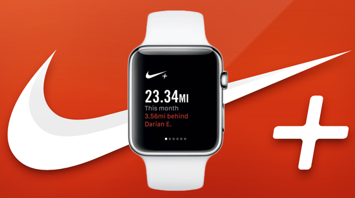 c86dc88d88 Now you can have an Apple Watch to match your Nike sneakers ...