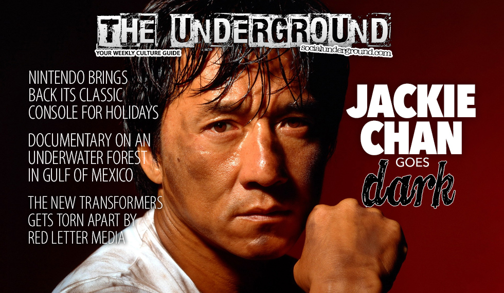 The Underground, Transformers: The Last Knight, Jackie Chan