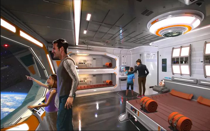 Disney is about to build a 'Star Wars' hotel