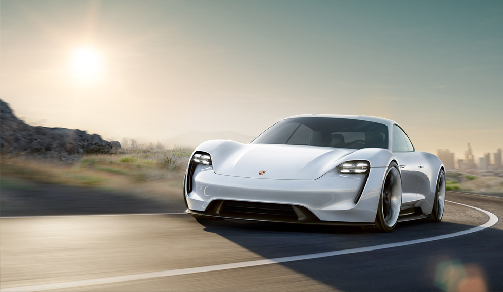 Porsche set to reveal all-electric 'Mission E' car