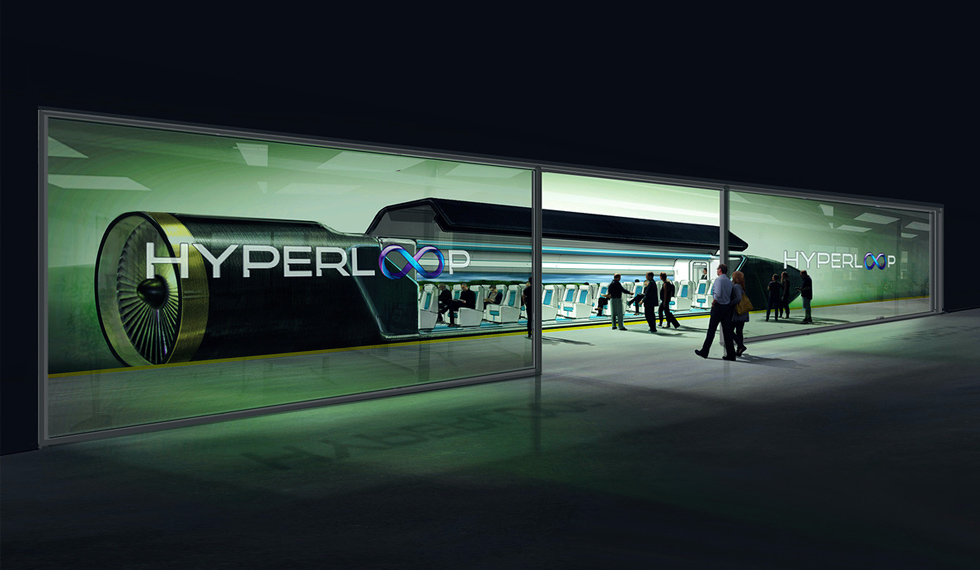 The Ten Most Promising Hyperloop Routes In The World