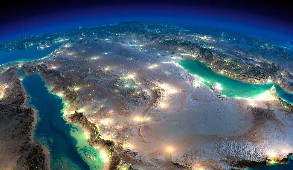 Saudi Arabia's Plan for a $500 Billion Utopian Megacity