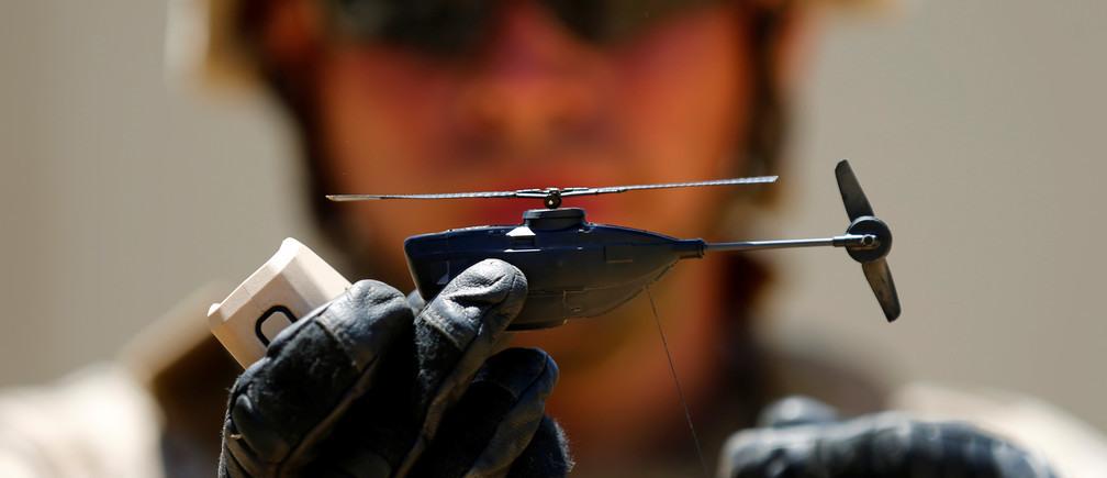 'Slaughterbots' — The Danger Of Autonomous Weapons