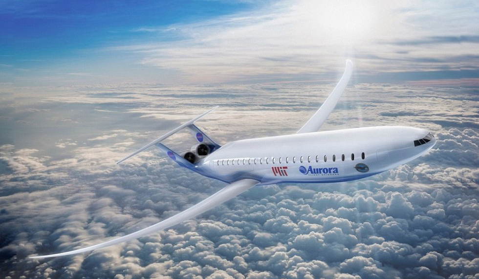 New Airplane Design To Reduce Greenhouse Emissions
