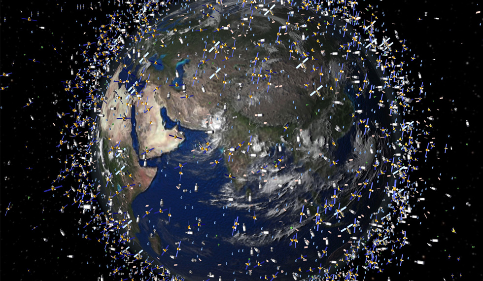 space junk, china