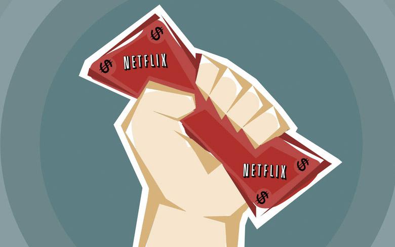Netflix, earnings