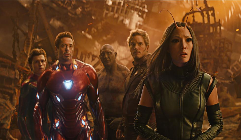 'Avengers: Infinity War