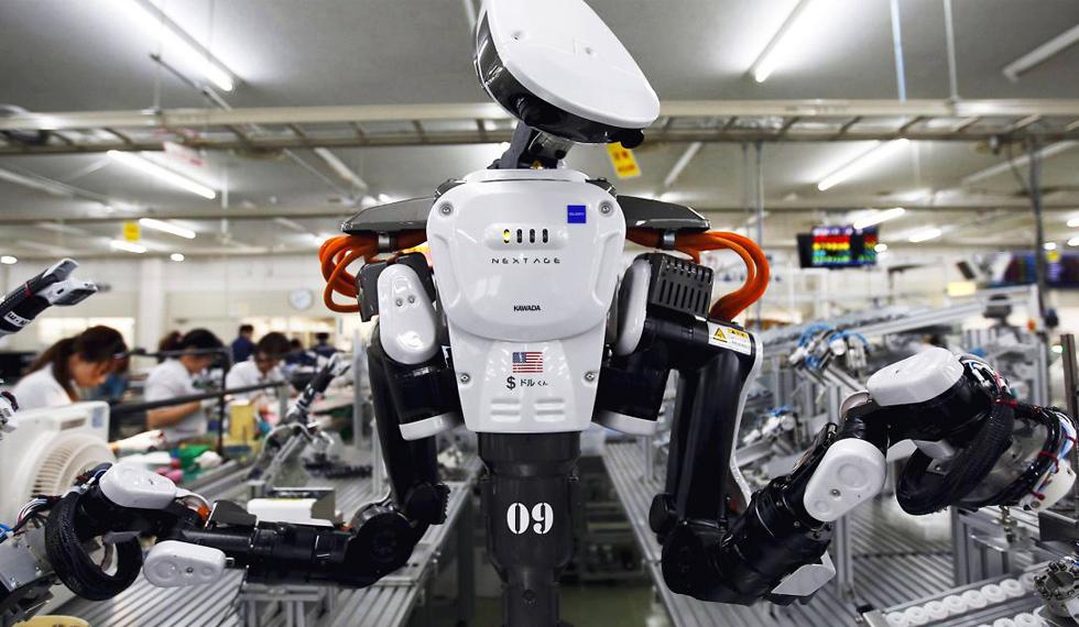 Robots Versus Machines