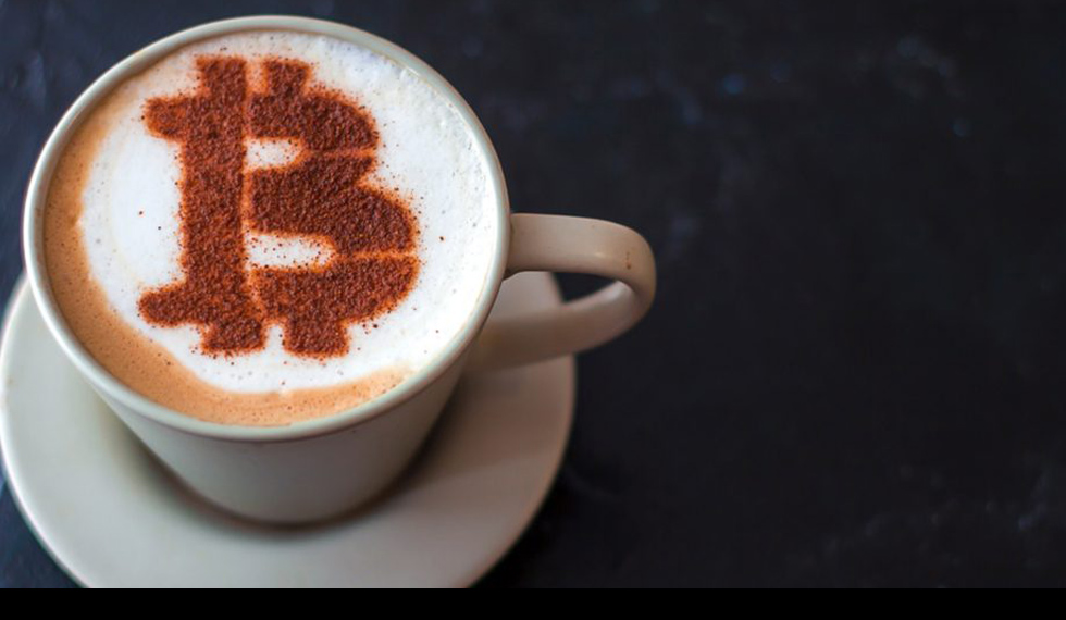 starbucks, bitcoin